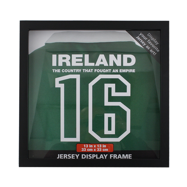 2 Frame For Football Rugby Shirts Display T Shirt Case